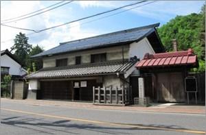旧式の建物